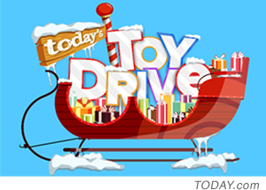 TODAY Toy Drive 2015