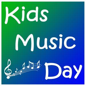 KidsMusicDayLogo