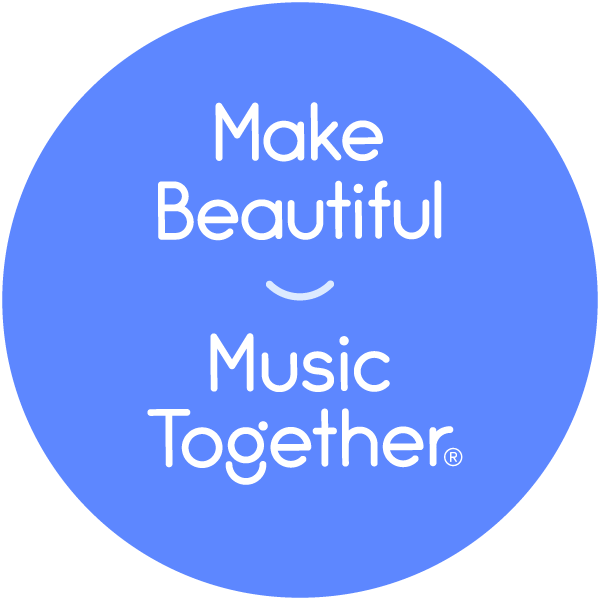 Make Beautiful Music Together Button