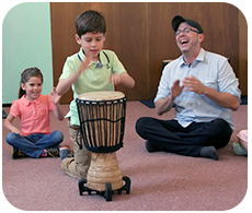 Music Classes for Big Kids | Music Together | Music Together