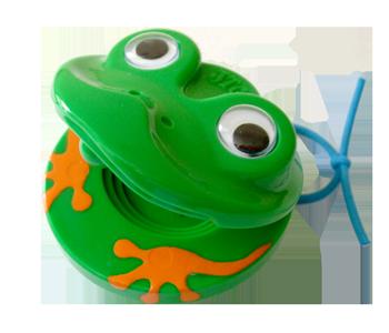 Frog Castanet