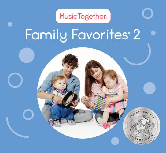 Family Favorites 2 Album Cover