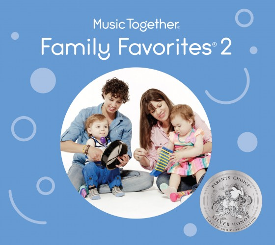 b590a3fa Music Together Family Favorites 2 CD and Downloads - Music Together