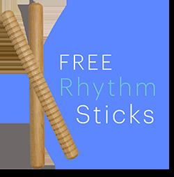 Free Rhythm Sticks