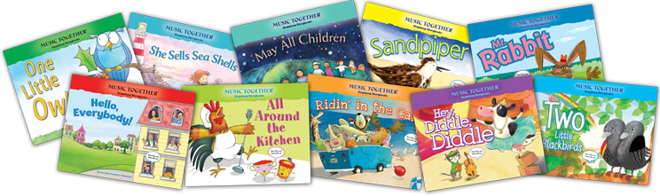 Music Together Singalong Storybooks