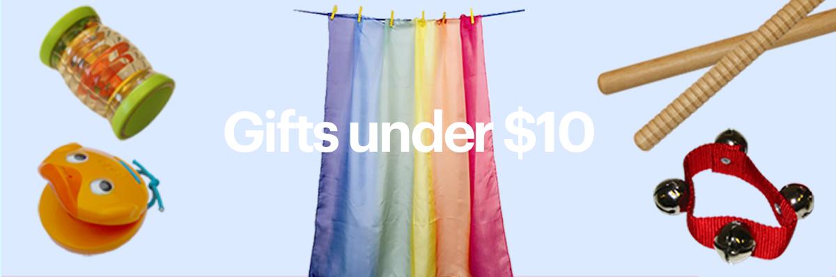 Gifts Under $12
